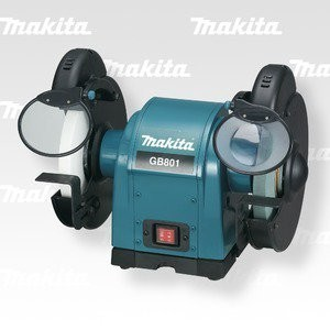 Makita GB801 Dvoukotoučová bruska 205mm,550W